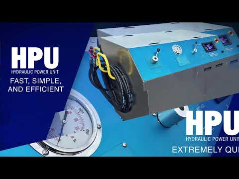 AERO Specialties | Hydraulic Power Units