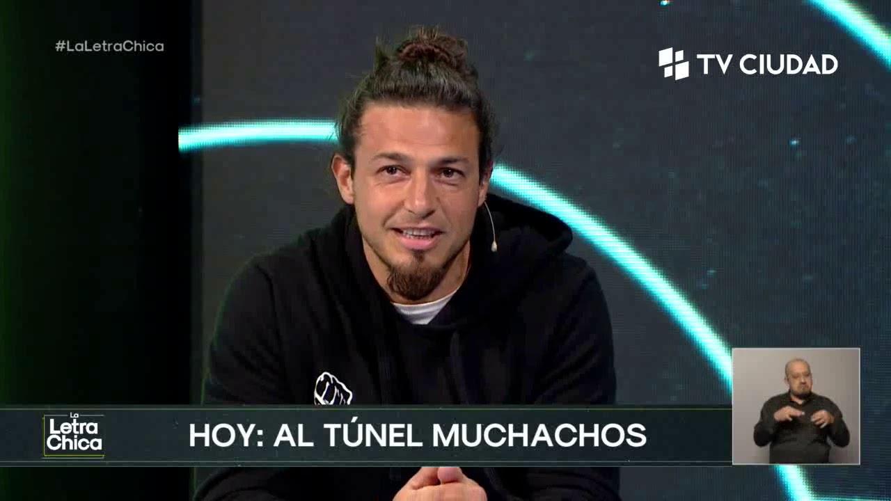 La Letra Chica   Al Túnel Muchachos