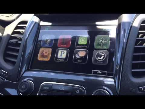 2016 Chevy Impala Radio Explanation Indianapolis, IN