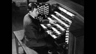 Pierre Cochereau improvise un scherzo, choral et toccata sur l
