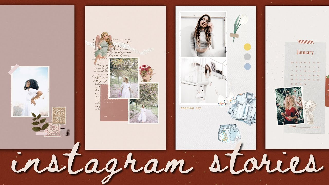 Create Aesthetically Pleasing Instagram Stories with This App