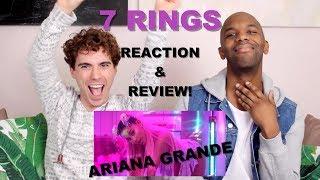 Baixar Ariana Grande - 7 Rings - Reaction/Review