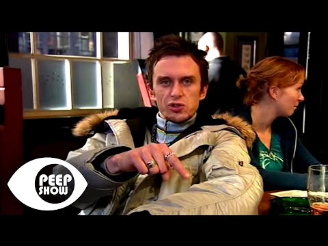 Super Hans' Insight To The Music Industry - Peep Show