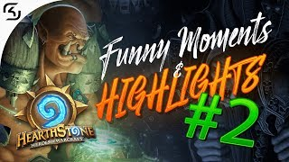 SK - Hearthstone Highlights #2