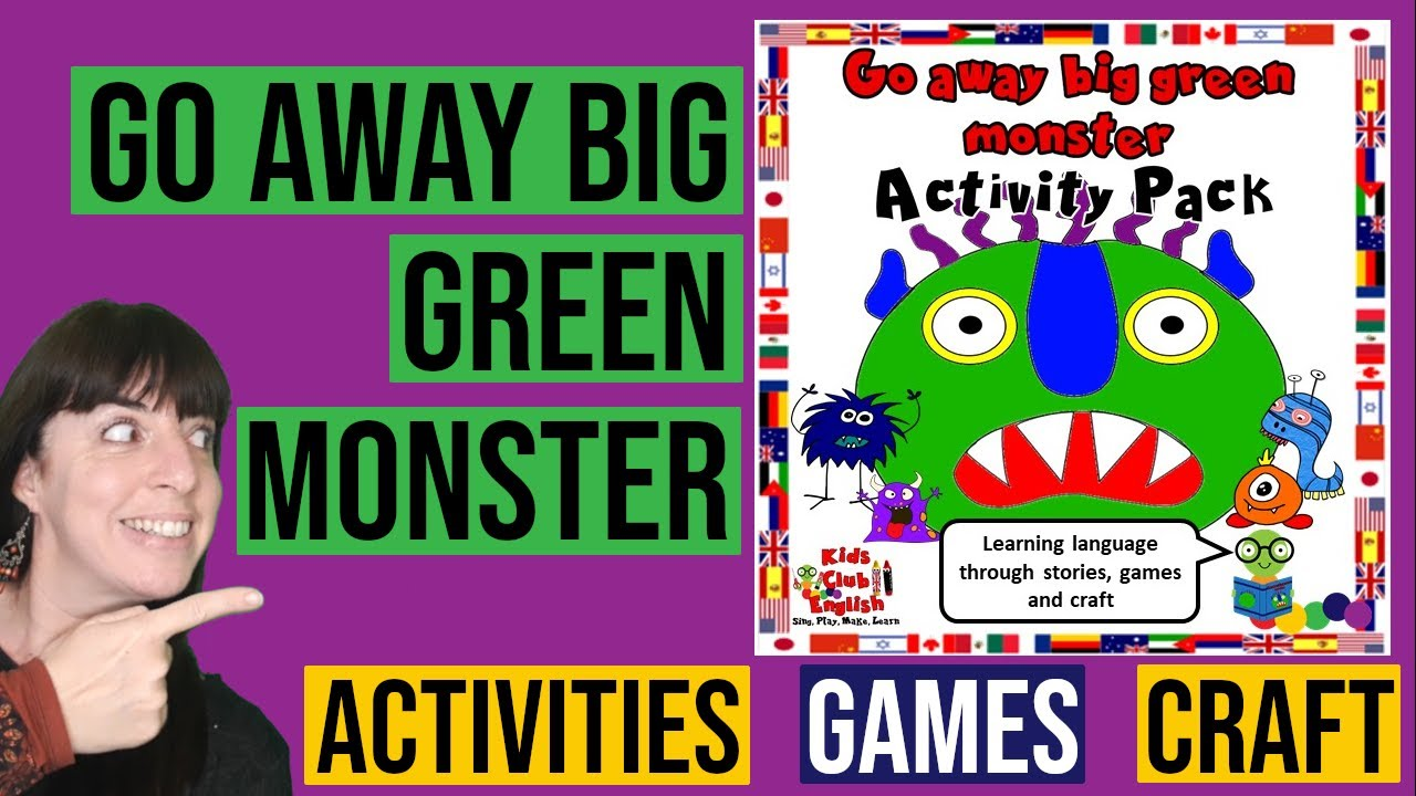 Download Go Away Big Green Monster Video Preview