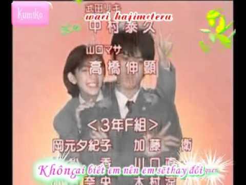 [VietSub]Steady - SPEED / Itazura na Kiss (Japanese Drama)