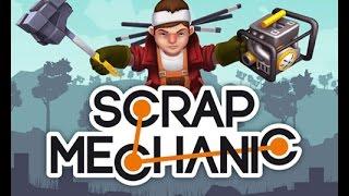 Scrap Mechanic - Гайд - Как сделать дверь