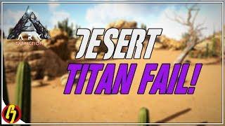 Represent Ark Extinction Titan Taming Guide | The Noob: Official