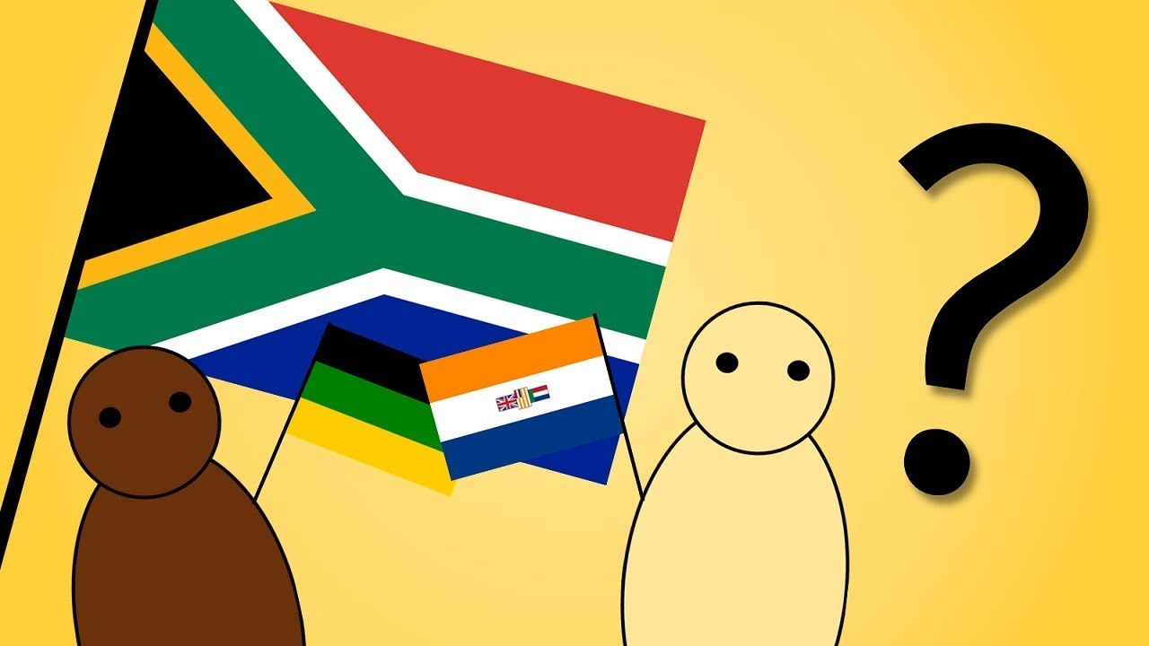 The History Behind and Meaning of The South African Flag