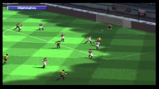 Colombia (International Cup) part 1 - World Soccer Winning Eleven 8 (Xbox)