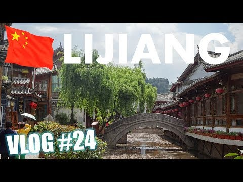 OLD TOWN LIJIANG | CHINESE PET SHOP EEEK | CHINA VLOG#24
