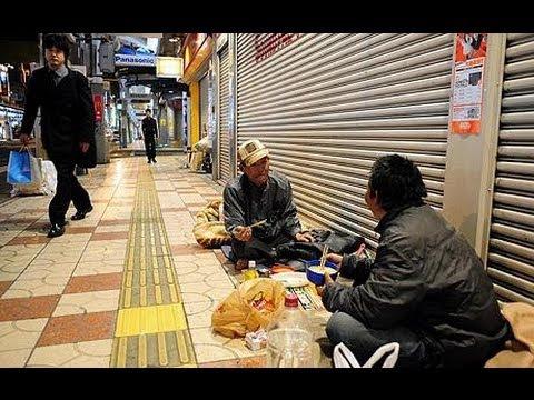 Japan's Homeless Recruited to Clean Up Fukushima Radioactive Hotspots