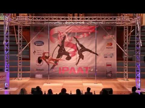 IPAAT 2016 Advanced Pole Finalist - Zoe Haslam - HD 1080P