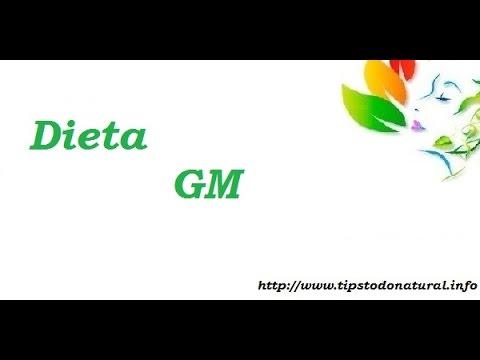 LA DIETA GM (GENERAL MOTORS)