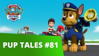 PAW Patrol | Pup Tales #81 | Rescue Episode! | PAW Patrol Official & Friends