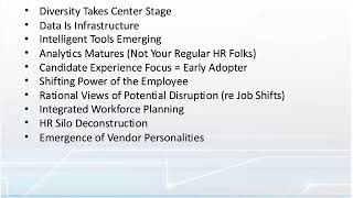 Hr tech: plan your ideal conference experience