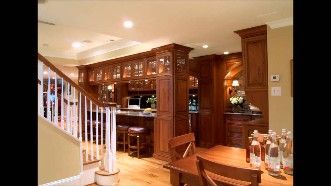 Wonderful Small Bar Basement Ideas For Small Spaces