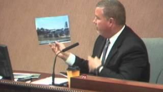 Fayetteville City Council Meeting May 29, 2012