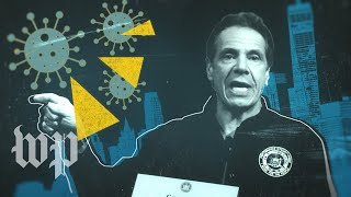 Andrew Cuomo's unlikely celebrity amid the coronavirus pandemic