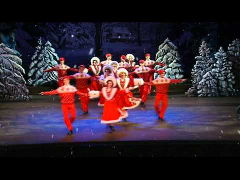 Irving Berlin's White Christmas at The Lowry 2012