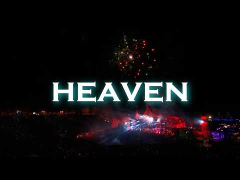 Steve Angello feat. Brandon Flowers - Feels Like Heaven | Lyric Video