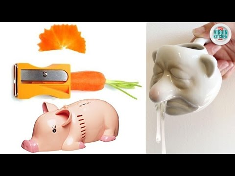 3 FUN FOOD GADGETS