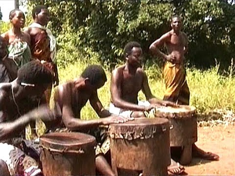 Kenia - Tanz der Giriama