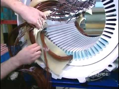 How Electric Motors are made