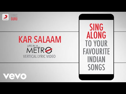 kar salaam lyrics