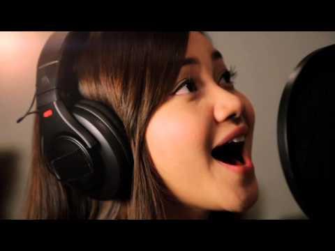 Disney's The Glow by Daiyan Trisha  (Full Music Video)