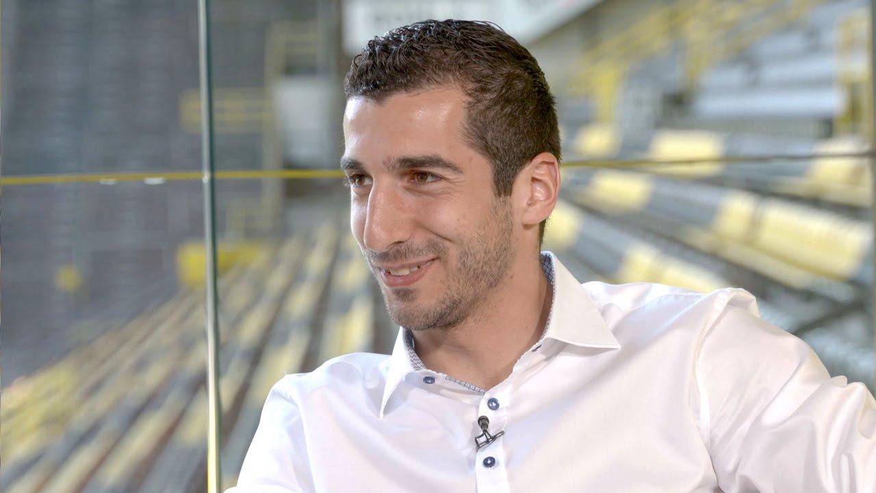 Feiertagsmagazin: Nobby trifft Henrikh Mkhitaryan | Eintracht Frankfurt - BVB