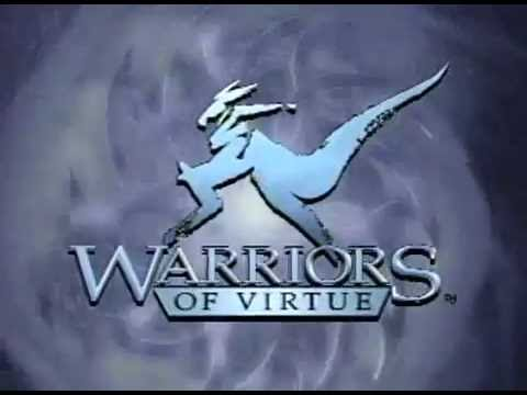 Warriors Of Virtue Action Figures TV Commercial 1997