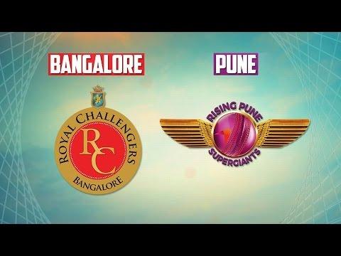 Ipl 2017 Rising Pune Supergaint Vs Royal Challengers Bangalore Full Match Highlights (DBC17)