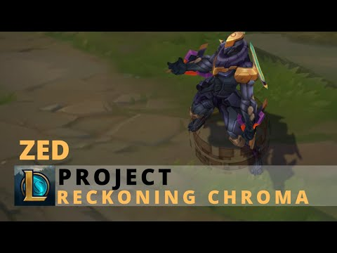 PROJECT Zed Reckoning
