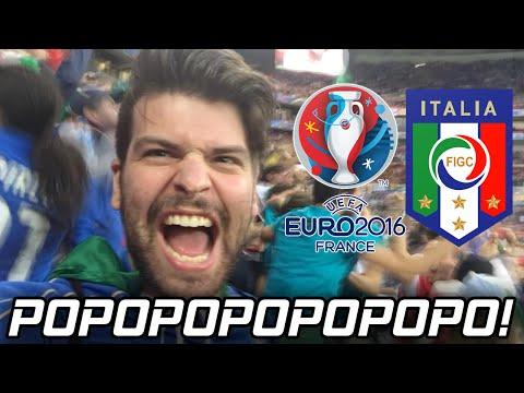 SONO STATO IN FRANCIA PER SEGUIRE GLI AZZURRI DURANTE EURO2016! ~ IL VLOG DEL MIO VIAGGIO