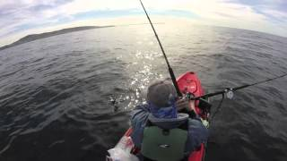 kayak fishing socal there are bad and good days