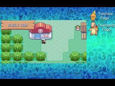 UM CHARIZARD?!?!? - Pokemon Super Mega Emerald 1