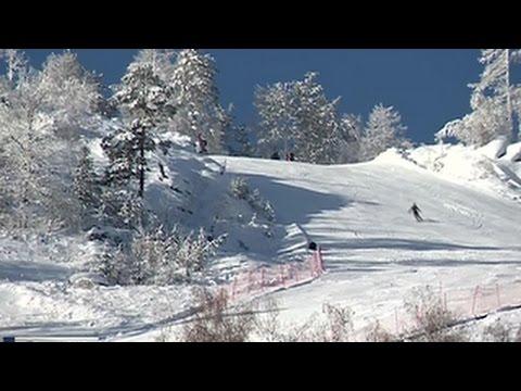 В Башкирии открылся горнолыжный сезон
