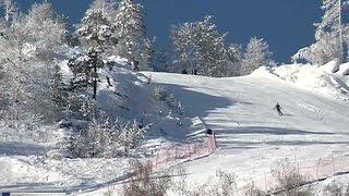 видео Горнолыжные курорты Башкирии. Или ощущения человека, который впервые встал на сноуборд.
