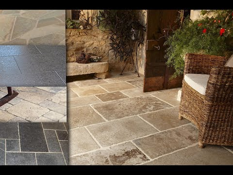 Natural Stone Floor Tiles For Home Designs