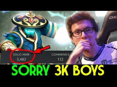 Miracle- Dota 2 [Storm Spirit] Sorry!! 3k Boys