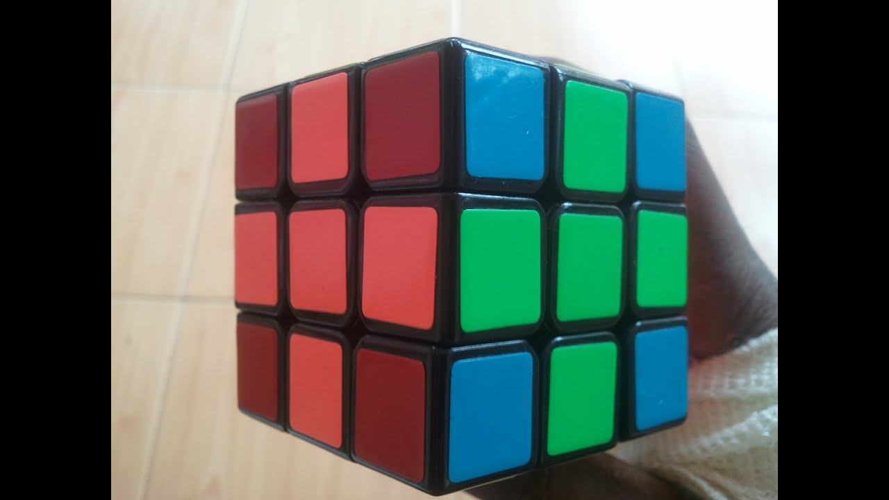 5 Most amazing Rubik's cube patterns (Especially no tricks)