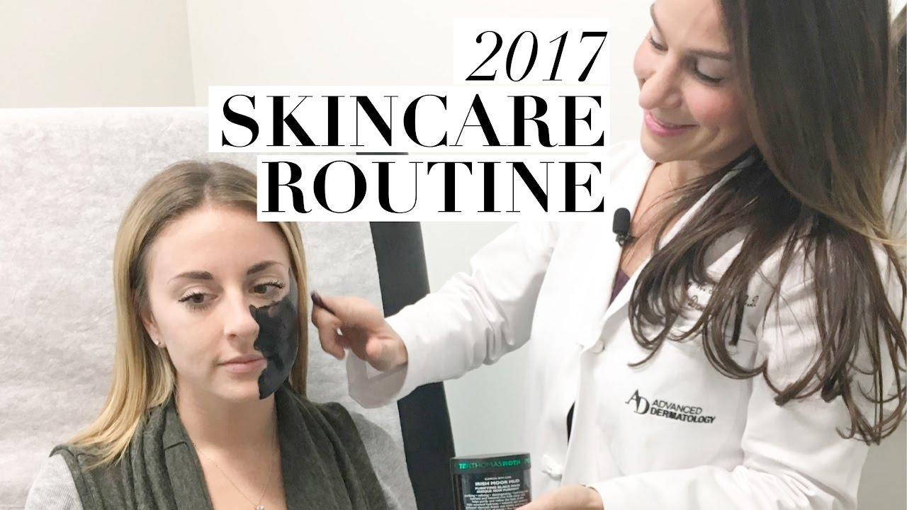 Dr  Sherry Ingraham's Skincare Routine 2017 - Prevent, Protect and Repair