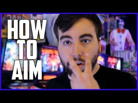 Tim's Pinball Tips: How to Aim