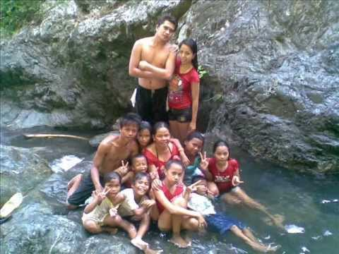my family outing to baliguian water falls(bahaw)presentaion.cam.sur