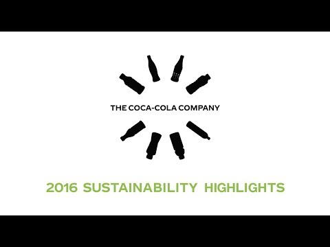 2016 Highlights | Sustainability Report | The Coca-Cola Company