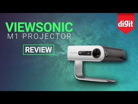 Viewsonic M1 Projector Review: Packing quite the audio punch! | Digit.in