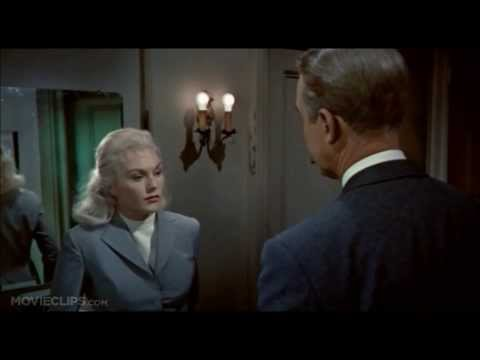 Vertigo extended scene with orchestration - Judy transforms into Madeline / Herrmann's Scene d'Amour