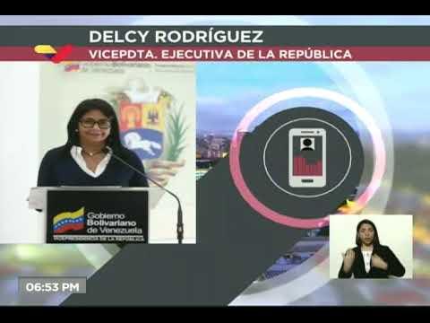 Reporte Coronavirus Venezuela, 15/06/2020: 85 casos y un fallecido reporta Delcy Rodríguez