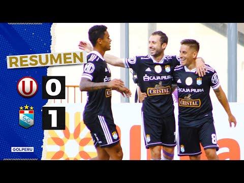 Universitario de Deportes Sporting Cristal Goals And Highlights